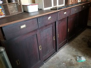 Old Railroad Front Desk for Sale in Tacoma, WA