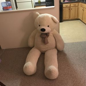 Large Teddy Bear(good Condition ) for Sale in Dracut, MA
