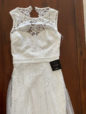 Lulus Wedding Dress for Sale in Fairfax, VA