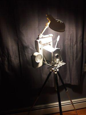 Polaroid floor lamp for Sale in Danvers, MA