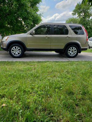 2006 Honda crv -$3200 cash obo for Sale in San Antonio, TX