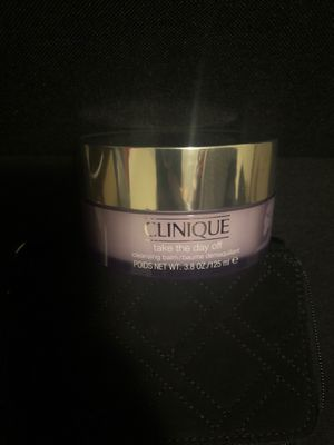 Clinique Take The Day Off Cleansing Balm for Sale in Stow, OH