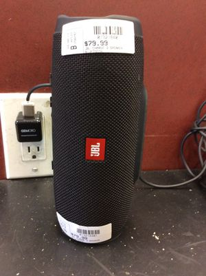 JBL Bluetooth speaker -Charge 3 for Sale in Humble, TX