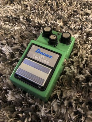 Ibanez Ts9 Overdrive (Made in Japan) for Sale in Kirkland, WA