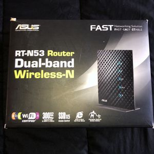 WiFi Asus Router for Sale in Poway, CA