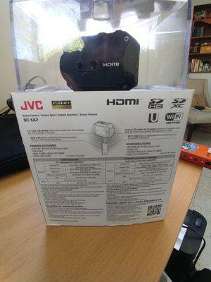 GoPro-like action camera -JVC Adixxion GC-XA2 for Sale in Salt Lake City, UT