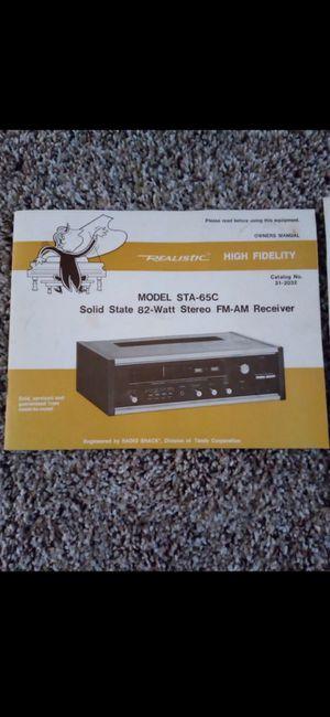 Stereo receiver for Sale in VISALIA, CA