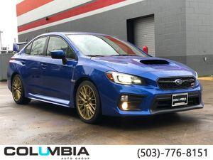 2015 Subaru WRX STI for Sale in Portland, OR
