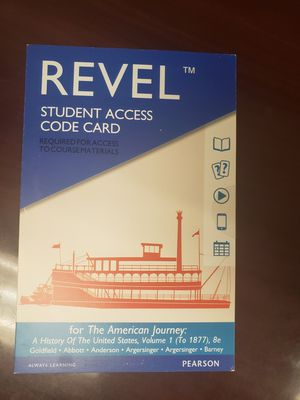 Student Access Code Card for Sale in Forney, TX
