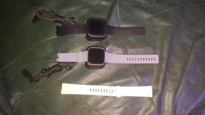 FIT BIT VERSA SMARTWATCHES for Sale in Lynnwood, WA
