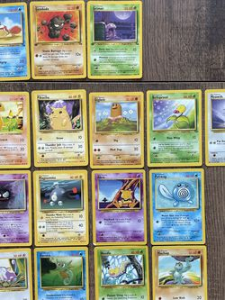 Pokemon 1999 Cards for Sale in Orange,  CA