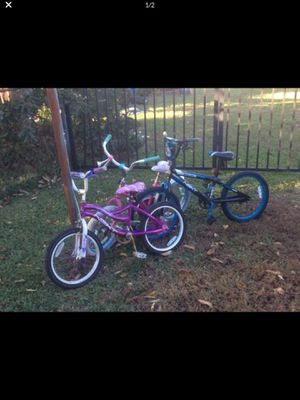 BOYS AND GIRLS BICYCLES for Sale in Virginia Beach, VA