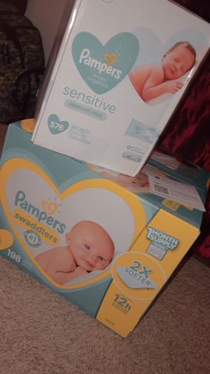 Pampers for Sale in Flower Mound, TX