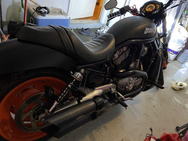 2006 Harley-Davidson v rod