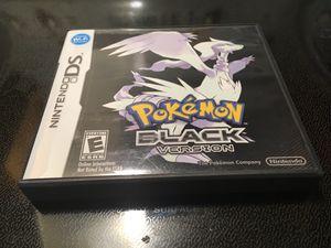 Pokémon Black Nintendo DS for Sale in Pocono Lake, PA