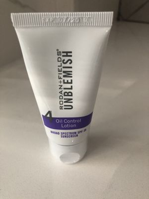 Rodan and Fields Unblemish Oil Control Lotion -SPF20 - Brand New Sealed for Sale in Plano, TX