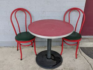 Bistro Table and Chairs for Sale in Salt Lake City, UT
