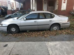 2001 Chevy impala for sale for Sale in Harrisburg, PA