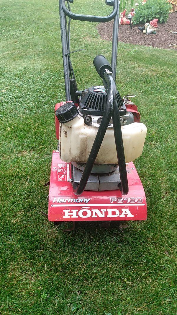 Honda fg 100 tiller
