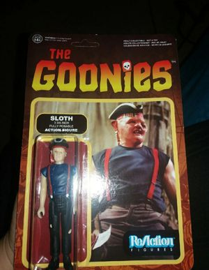 The Goonies Sloth action figure for Sale in Riverside, CA