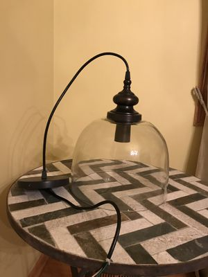 Pendent light from pier one for Sale in Mokena, IL