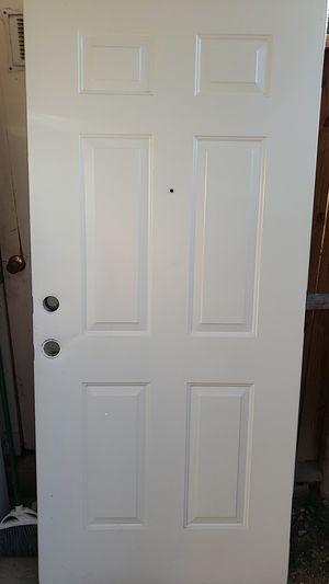 Metal Door for Sale in San Antonio, TX