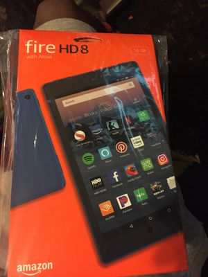 Fire HD 8 Amazon Tablet for Sale in Cleveland, OH