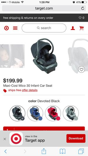 Car seat maxi costi for Sale in New York, NY