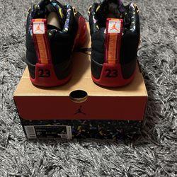 Jordan 12 Low Superbowl for Sale in Rockville,  MD
