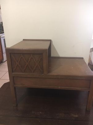 Antique side table for Sale in Germantown, MD