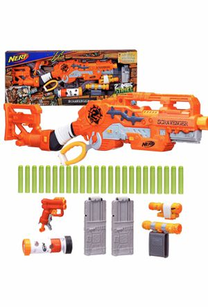 Nerf Zombie Strike Scravenger Survival System for Sale in Miami Beach, FL