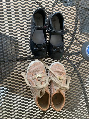 Michael Kors & Kate and Jack girls shoes size 11 for Sale in Hiram, GA