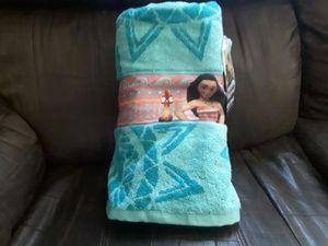 Moana Beach Towel for Sale in Lemon Grove, CA