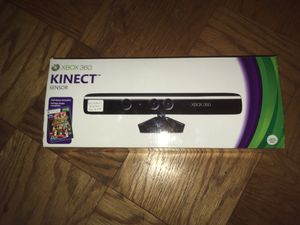Kinect Xbox 360 includes Kinect adventure game for Sale in Columbus, OH