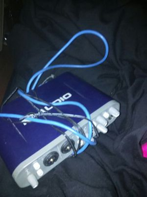 M audio studio equipment for Sale in Miami, FL