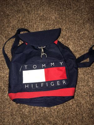 Tommy Hilfiger backpack for Sale in Upland, CA