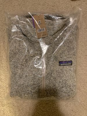 Patagonia 1/4 Quarter Zip - XS Pelican - NEW UNOPENED for Sale in Seattle, WA