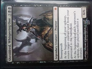 Sheoldred, Whispering One -New Phyrexia- for Sale in Vashon, WA