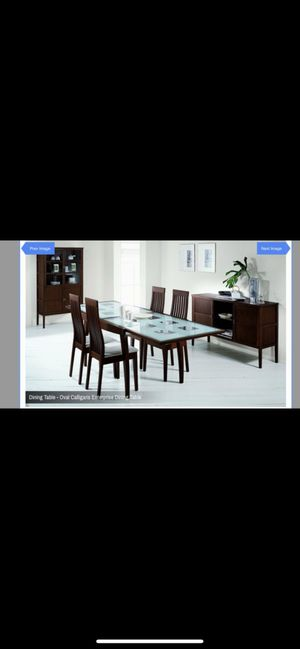 Calligaris Dining Table for Sale in Annandale, VA