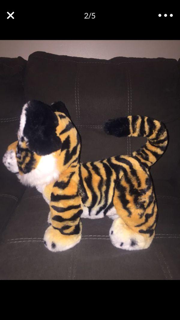 FurReal friends tiger