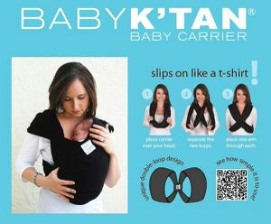Black baby ktan size xs for Sale in Austin, TX
