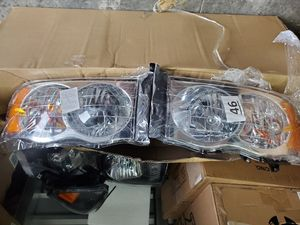 2002-2005 Dodge pickup truck headlights for Sale in Roy, WA