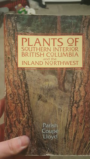 Plants of southern interior British Columbia and the inland northwest for Sale in Richland, WA