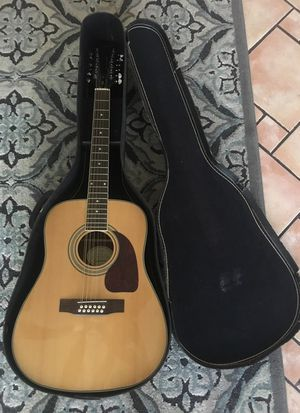Epiphone 12 string guitar for Sale in Commerce, CA