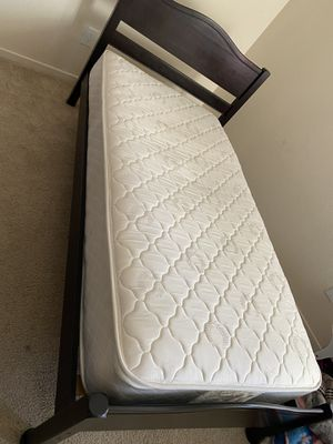 Mattress twin bed for Sale in San Marcos, CA