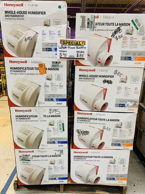 Whole House Humidifier Honeywell for Sale in Moreno Valley, CA
