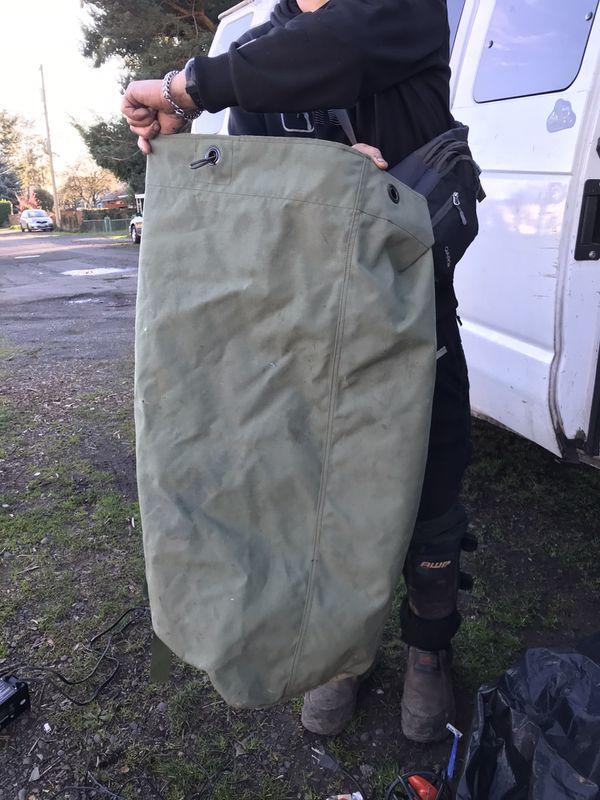 Military Duffle Bag