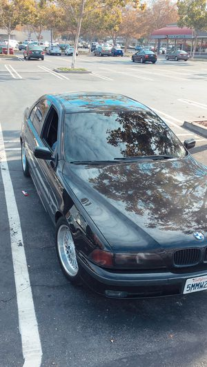 99' BMW 528i, manual transmission for Sale in Manteca, CA