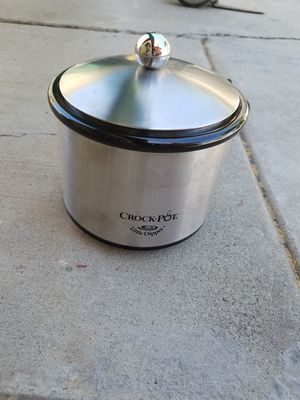 Crock pot. Little dippers. for Sale in Corona, CA