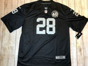 Raiders Jersey's great fathers day gift! for Sale in Chino, CA
